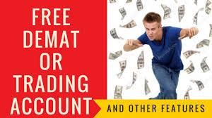 free Demat account